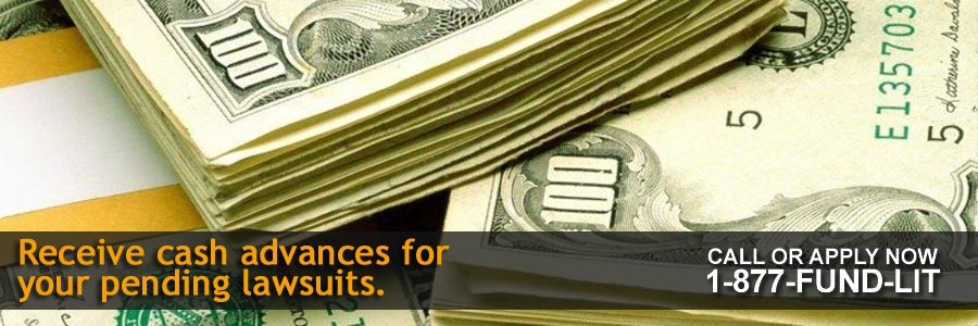 Cash Advances For Pending Lawsuits